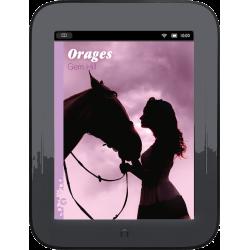 Orages, Gerri HILL (ebook)